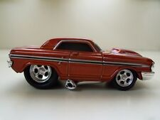 MUSCLE MACHINES - (1964) '64 FORD FAIRLANE THUNDERBOLT - 1/64 DIECAST (LOOSE)