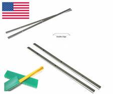 "4PCS 13"" HSS Planer Knive Blades for Delta 22-590 22-580 Ryobi AP1300"