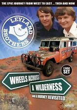 The Leyland Brothers - Wheels Across The Wilderness (DVD, 2007, 2-Disc Set)