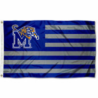 University of Memphis Tigers Stars and Stripes Nation USA Flag