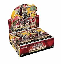 Blazing Vortex Booster Box 1st Edition Factory Sealed Yu-Gi-Oh!
