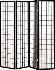 Coaster Home Furnishings 4-Panel Room Screen Divider
