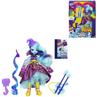 MLP My Little Pony Equestria Girls Trixie Lulamoon Toy Doll with Accessories