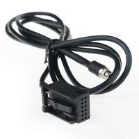 3.5MM Female AUX Audio Adapter Cable For BMW E83 E86 X3 MINI COOPER Sale