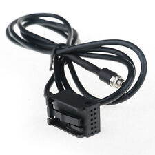 Female 3.5mm MP3 AUX CD Adapter Cable for BMW E53 E83 E39 E60 E61 E63 E64