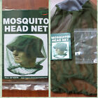 New Camouflage Hat Anti-Mosquito Bee Insect Fishing Camping Face Mask Net Cap D(