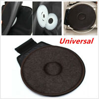 Car SUV Seat Rotating Revolving Cushion Memory Swivel Foam Mobility Aid Seat Pad