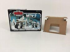 brand new esb mini rig mtv-7 5-back box + inserts