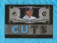 ROBIN YOUNT 2007 SP Legendary Cuts Legendary Materials Dual #RY1 Jersey 081/125