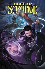 Doctor Strange Vol. 4: Mr. Misery, Aaron, Jason, Immonen, Kathryn, Thompson, Rob
