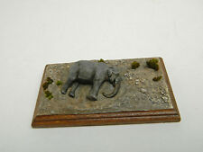 Dead Asian Elephant 1/72 scale resin,battle dioramas,hard to find,free shipping