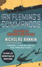 NEW Ian Fleming's Commandos By Nicholas Rankin Paperback Free Shipping
