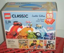 LEGO Classic Bricks on a Roll 10715 - 60th Anniversary Limited Edition MNIB