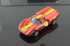 Lola GT70 USA RED clean  Original  Unrestored Hot Wheels Redline: