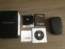 Blacberry 9300 gsm avec cuir cover