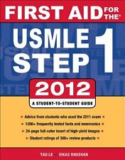 First Aid for the USMLE Step 1 2012 (First Aid USM