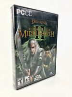 The Lord Of The Rings PC Game 2006 Battle For Middle Earth II