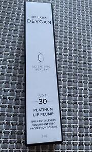 Dr Lara Devgan Platinum Lip Plump SPF30 3ml BNIB RRP £45 GENUINE