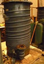 Cvc Model Pmc 32c 35 Vacuum Diffusion Pump Water Cooled Needs Rebuild As Is