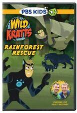 Wild Kratts: Rainforest Rescue [New DVD]