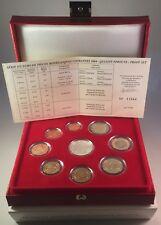 Monaco Euro Münzen Kursmünzensatz 2004 Polierte Platte PP