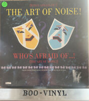 THE ART OF NOISE! Whos Afraid Of !!! Rare German Press Vinyl Lp Record Ex Con