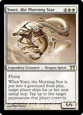 YOSEI, THE MORNING STAR Champions of Kamigawa MTG White Creature — Dragon RARE