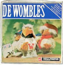 RARE vintage SEALED foreign View Master THE WOMBLES D131 television series Dutch