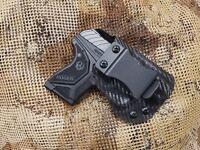 GUNNER's CUSTOM HOLSTERS fits Ruger LCP2 Holster IWB or OWB