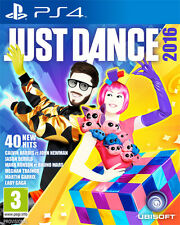 Just Dance 2016 PS4 Playstation 4 IT IMPORT UBISOFT