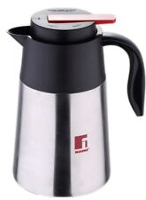Stainless Steel Insulated Coffee Pot Tea Pot . Keeps Coffee Tea hot for hours