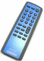 Genuine Sony RMT-CE77AD (Blue) Portable Audio System Remote For CFD-E77L