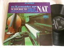 OSCAR MOORE We'll Remember You Nat King Cole Gerald Wiggins Joe Comfort LP