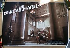 Philippe Poirier The Untouchables Screen Print Limited Poster Art Not Mondo