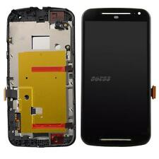 LCD Screen Display Digitizer Touch Frame Fr Motorola Moto G2 XT1063 XT1068 X5RG