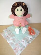 1988 CABBAGE PATCH KIDS *NURSERY EDITION* SOFT SCULPTURE *BABY DOROTHY* 1/2000.