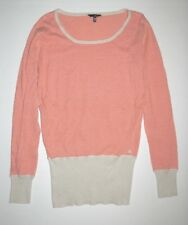 New Hurley Womens Fawn Pullover Tunic Knit Sweater Top Shirt Medium