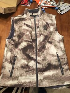 NEW Browning Men's Hells Canyon Javelin A-Tacs Arid Urban Speed Vest XL