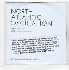 (GD715) North Atlantic Oscillation, Glare / Wires - 2015 DJ CD