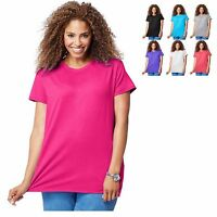 Just My Size Scoop Neck T-Shirt OJ777 -- Buy Two Get Third One Free
