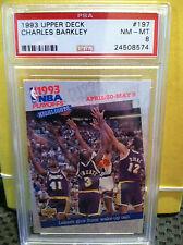 1993 UPPER DECK # 197 CHARLES BARKLEY ** 3 CARD LT* READ BELOW * SUNS * RBB-5929