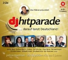 DJ Parade Giubileo Edition 2 CD NUOVO