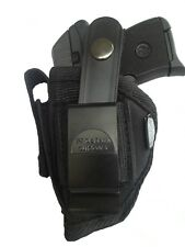 Gun holster fits Ruger LCP 380 use left or right hand carry