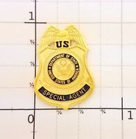 US Department of State Special Agent MINI PIN Lapel Hat Tie Tack DOS DS DSS