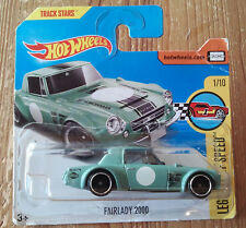 Hot Wheels Legends of speed ► Fairlady 2000 von 2017 in OVP . DVB14