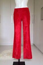 1afbbf291f3b27 Pantaloni da donna rossi in misto cotone taglia 40 | Acquisti Online ...