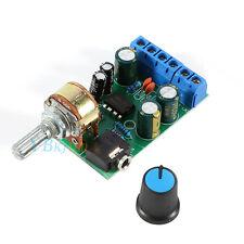 DC 1.8-12V 0.1 W-5 W TDA2822M Amplifier 2 Channels Stereo Audio Amp Board Module