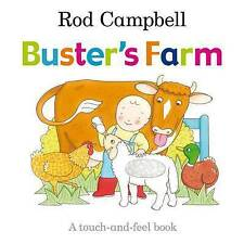 Buster's Farm, Campbell, Rod, Very Good Book