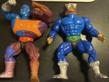 Vintage He Man 1980s Figures Lot Of 2