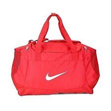 Nike club Team Swoosh L bolsa de deporte unisex adulto rojo (universitario)...
